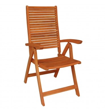 C-53936 5-Position Arm Chair | Oil Dipped