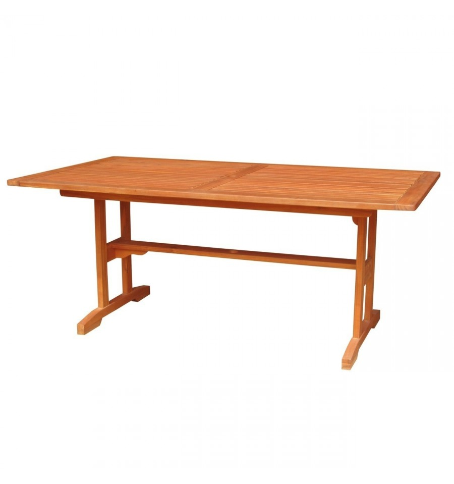 72 Inch Outdoor Dining Trestle Table Wood You Furniture