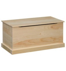 [36 Inch] Dovetail Storage Box