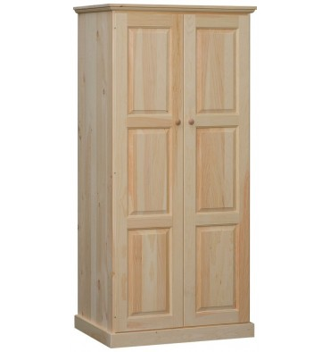 [34 Inch] Franklin Wardrobe