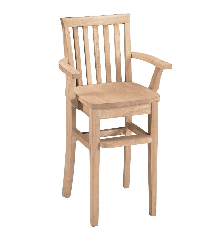 Kid 39 S Mission Youth Chair Wood You Furniture