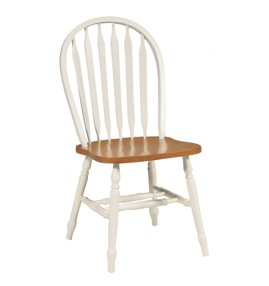 Ordinaire ... Arrowback Windsor Side Chairs ...