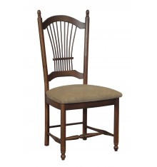 Old World Sheafback Chairs
