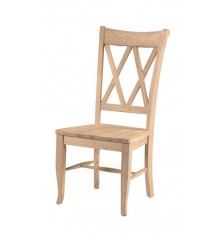 Double XX-Back Chairs