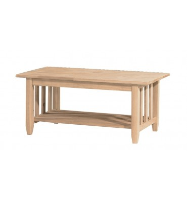 Remarkable 42 Inch Mission Coffee Table Machost Co Dining Chair Design Ideas Machostcouk