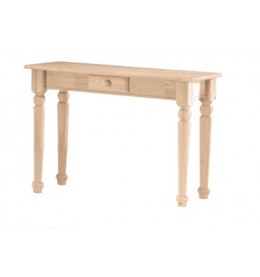[46 Inch] Traditional Sofa Table