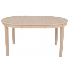 [60 Inch] Oval Butterfly Dining Table