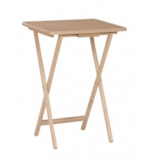[20 Inch] Folding Tray Table