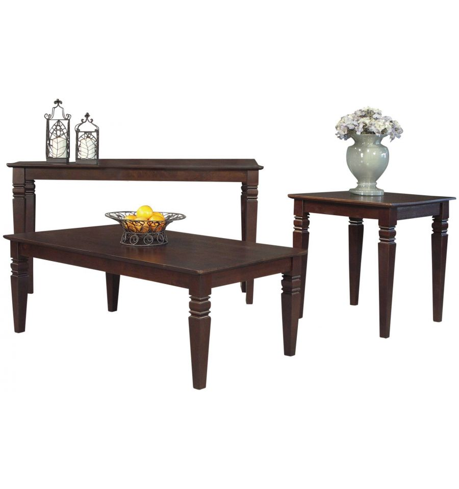48 Inch Java Coffee Tables
