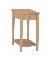 [14 Inch] Narrow End Table