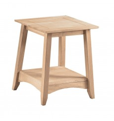 [18 Inch] Bombay End Table