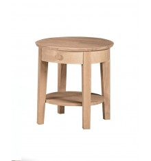 [21 Inch] Phillips Round End Table