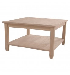 [32 Inch] Solano Square Coffee Table