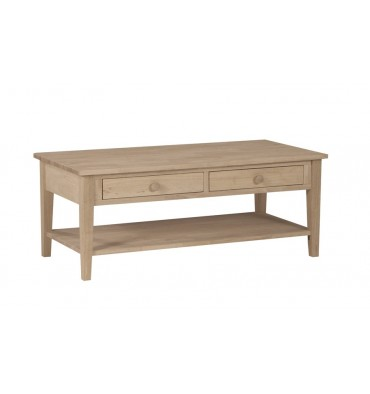 48 Inch Spencer Coffee Table Wood You Furniture