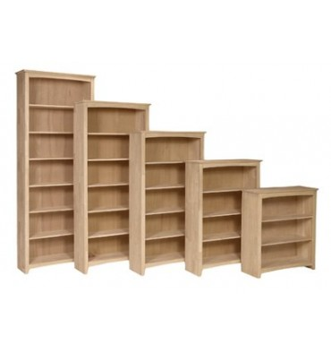 [32 Inch] Shaker Bookcases