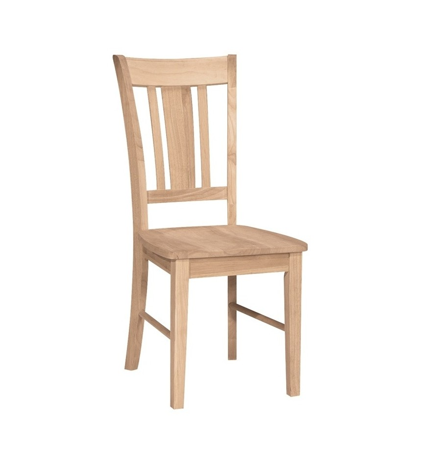 San Remo Side Chairs - Wood You Furniture