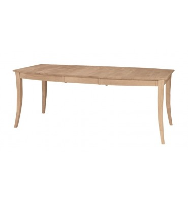 [78 Inch] Salerno Butterfly Dining Tables