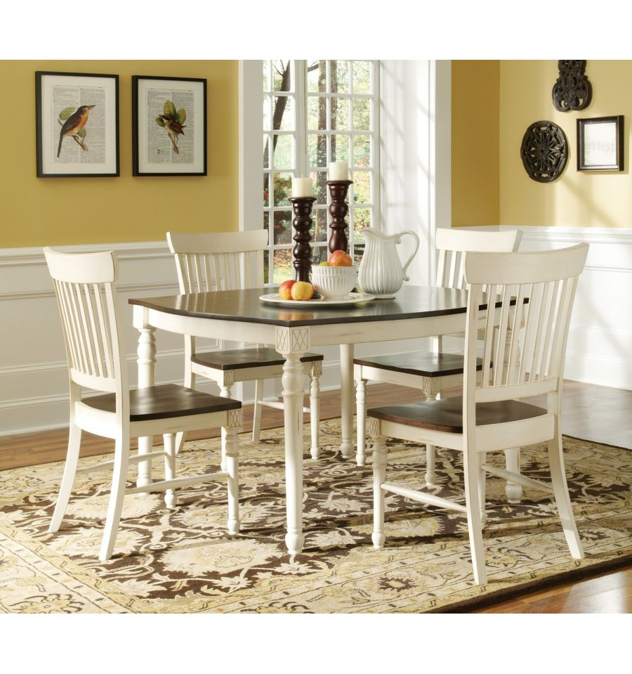 Inch camden dining table wood you furniture