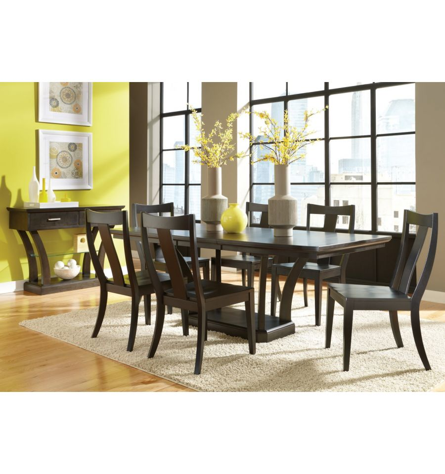84 Inch Revelle Extension Dining Table