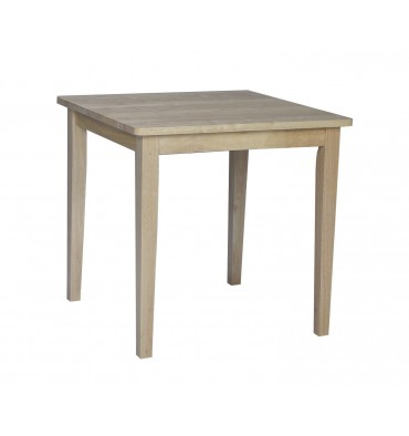 [30 Inch] Shaker Dining Tables