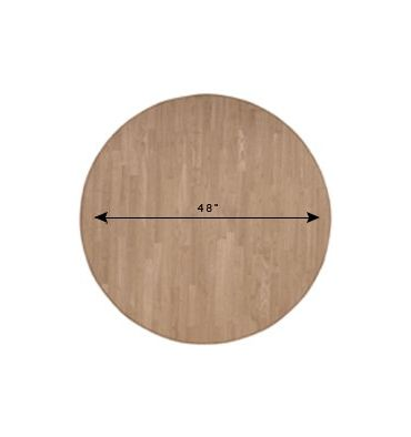 [48RT]  Dining Top