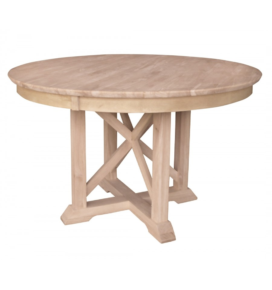 Inch Arlington Dining Table Wood You Furniture Jacksonville FL - 48 inch oval dining table