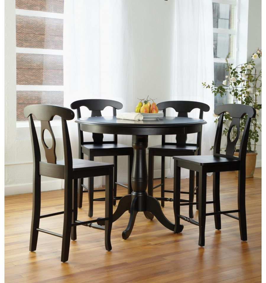 42 Inch Classic Dining Table Wood You Furniture Jacksonville Fl