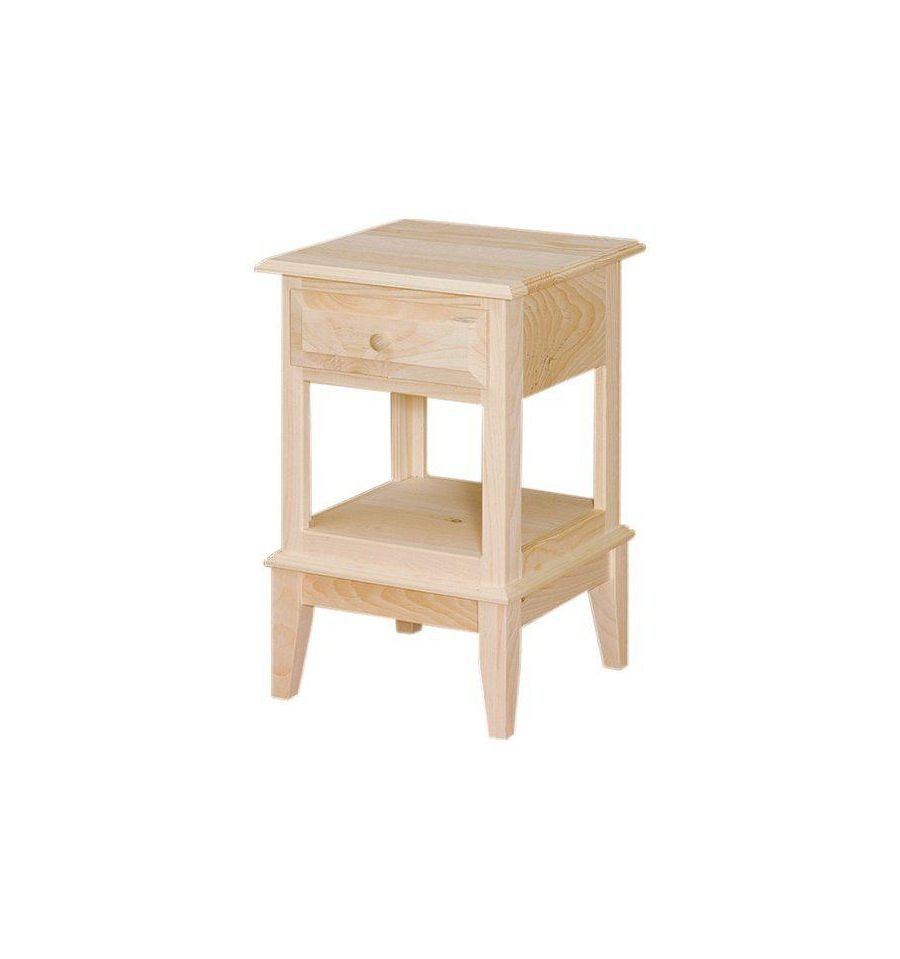 [17 Inch] Shaker End Table ?
