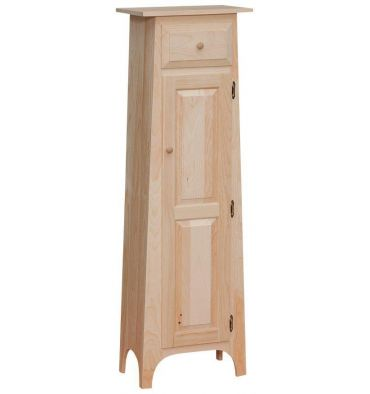 [18 Inch] Slant Tower Cabinet