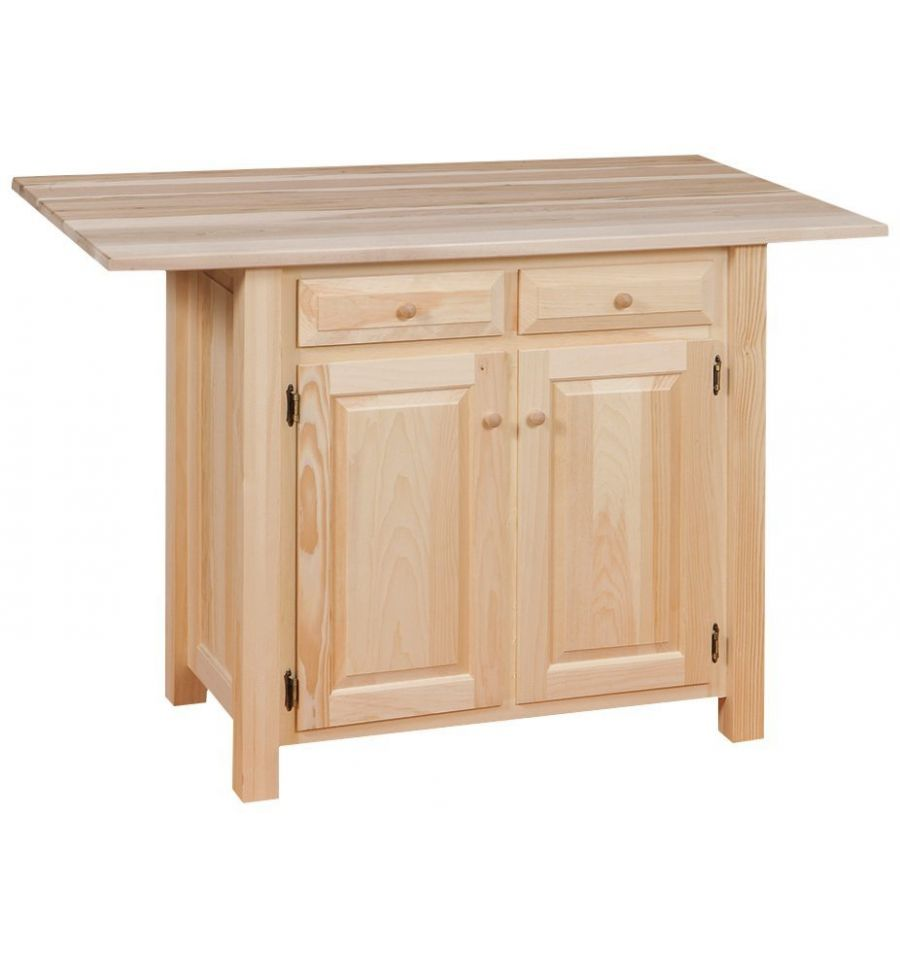 Kitchen Island Jacksonville Fl 54 inch] kitchen island - wood you furniture | jacksonville, fl