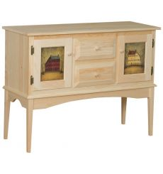 [44 Inch] Shaker Sideboard - Print