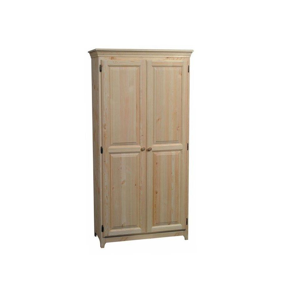 36 Inch Afc 2 Door Pantry 72 Quot H Wood You Furniture