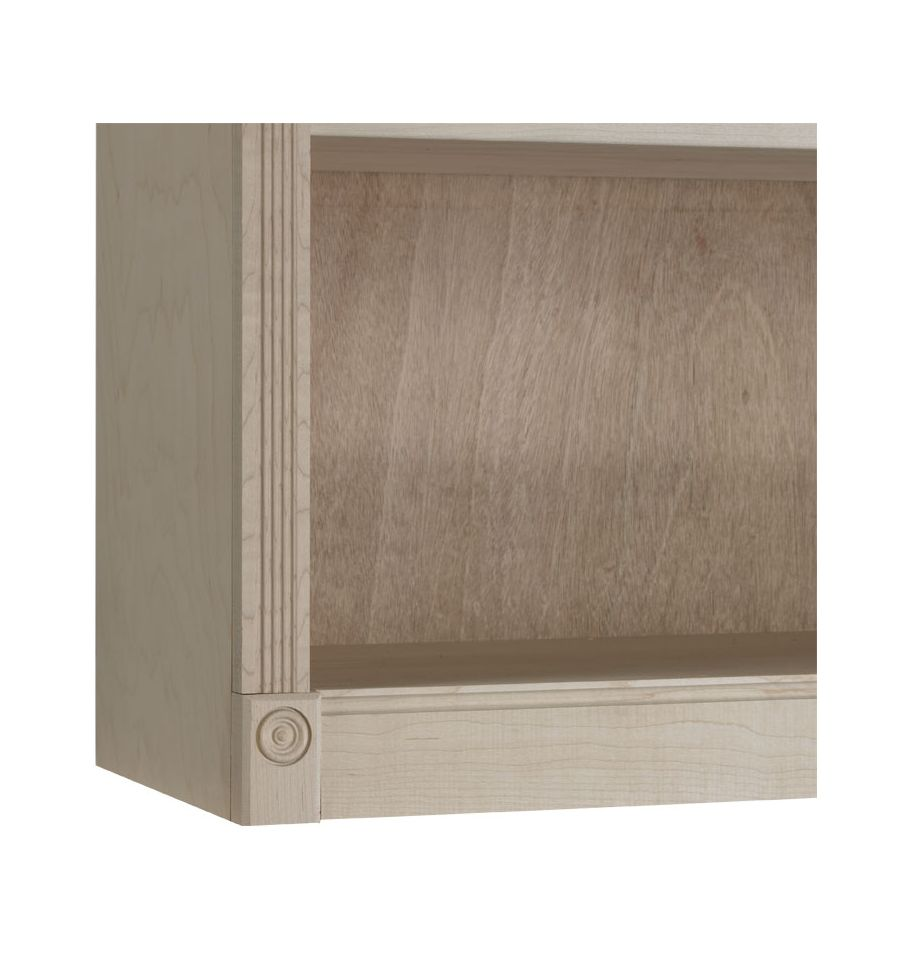 Federal Crown Bookcases Open Awb Bk Wood You