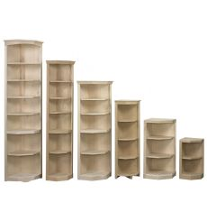 AWB Shaker | End Bookcases | BK5