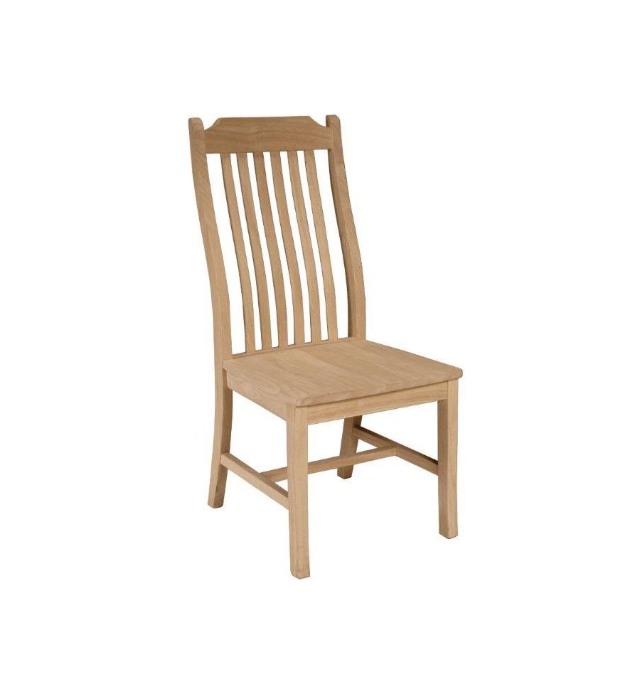 Steambent Mission Side Chair Wood You Furniture