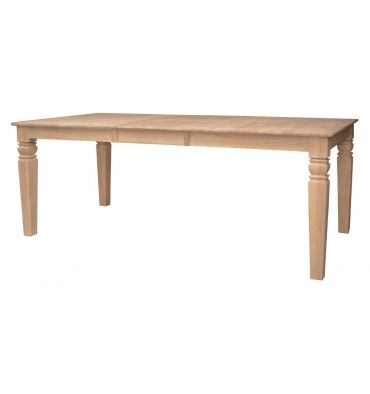[78 Inch] Java Butterfly Dining Table
