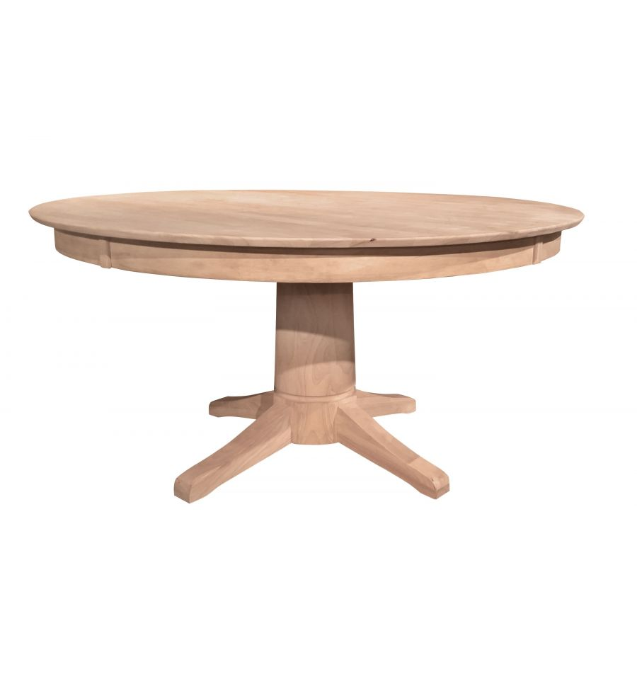 60 Inch Solid Dining Table Wood You Furniture