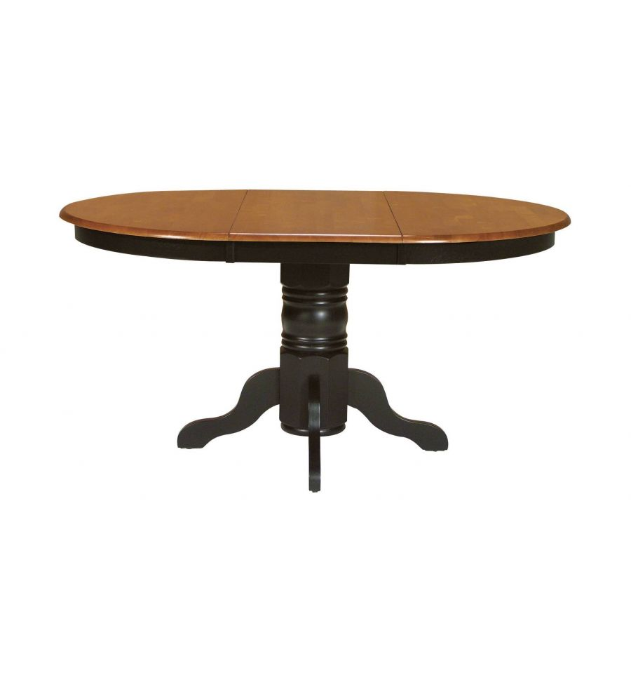 42x42 60 Inch Erfly Dining Table Black Cherry