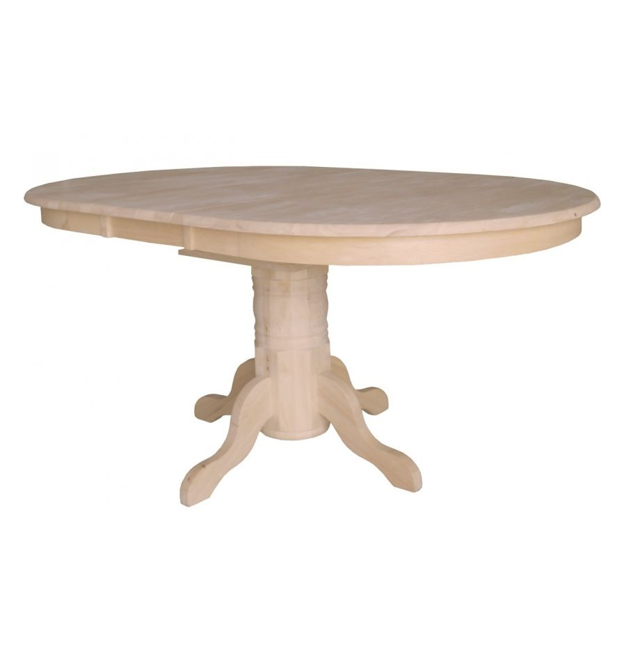 42x54 72 Inch Butterfly Dining Table