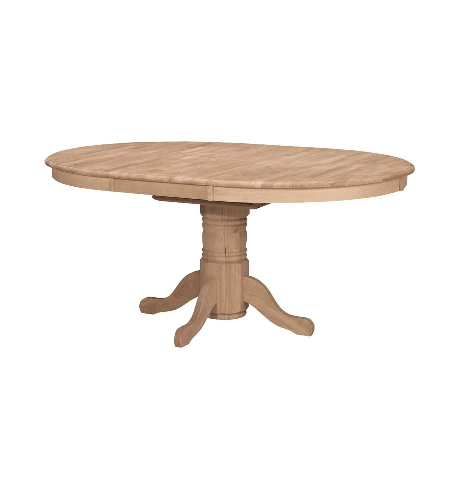 48x48 66 Inch Butterfly Dining Table Wood You