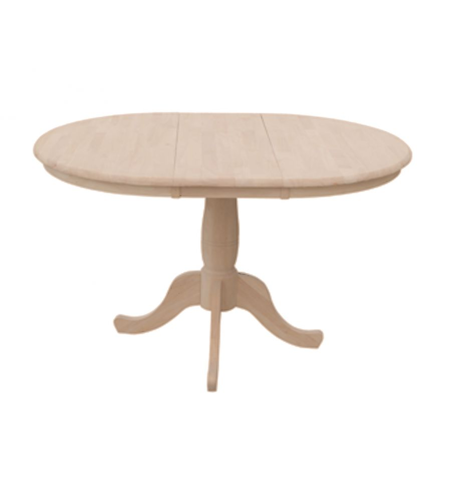 48 Inch Table Round Part - 46: ... [48 Inch] Classic Butterfly Dining Table