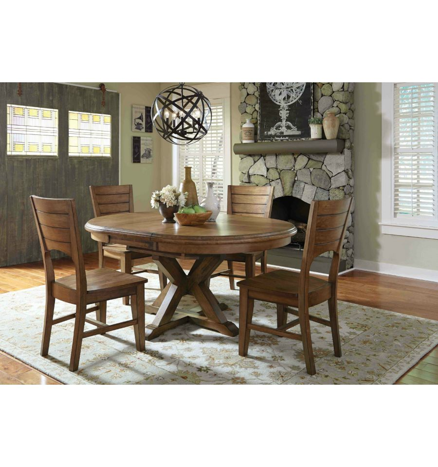 66 Inch Canyon Extension Dining Table