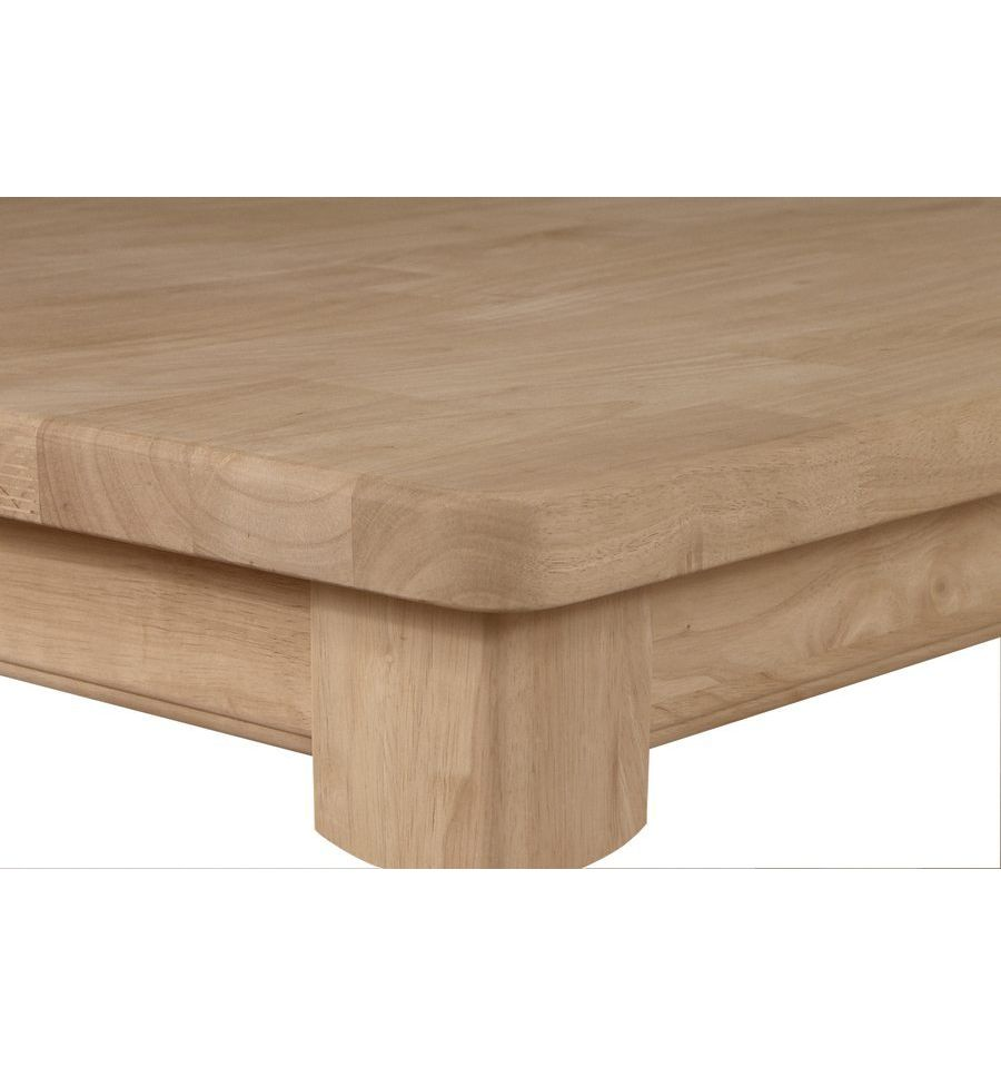 ... [96 Inch] Extension Farm Table
