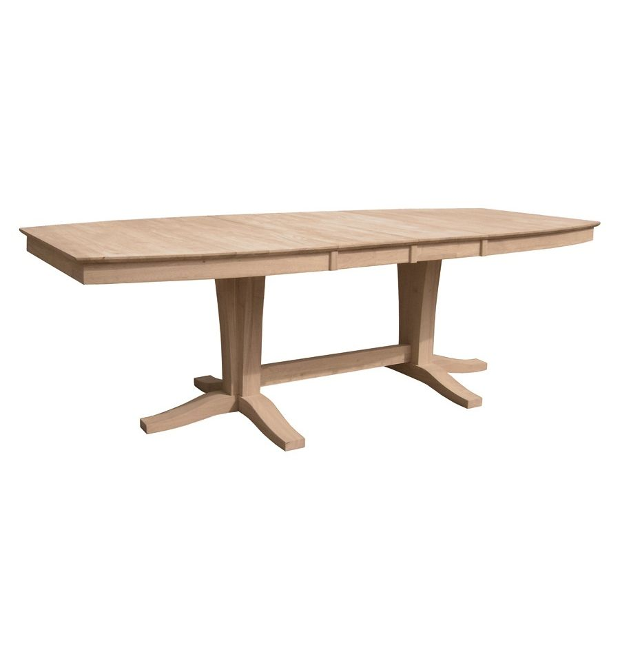 Merveilleux [96 Inch] Milano Butterfly Dining Tables