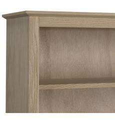 Shaker Bookcases: Wood Doors | AWB-BK1