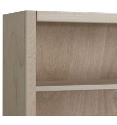 Face Frame Bookcases: Wood Doors | AWB-BK1