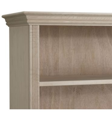 Federal Crown Bookcases: Drawers and Doors | AWB-BK4
