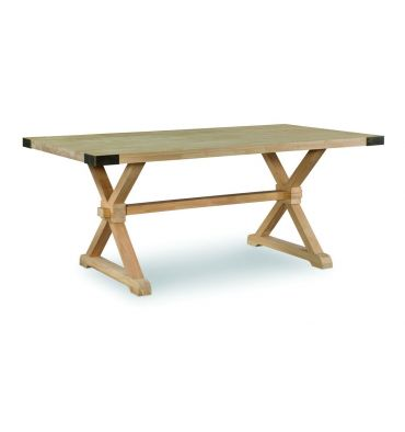 [72 Inch] Farmhouse Chic Dining Table
