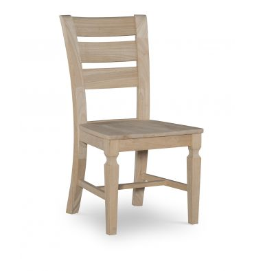 Ladderback Vista Chair (Unfinished)