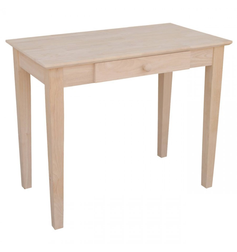 36 Inch Shaker Writing Table